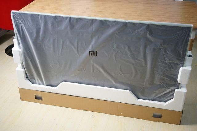 55 英寸 4k 小米電視 2 開箱圖賞